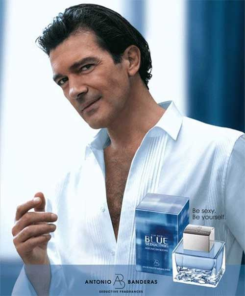 Blue Seduction Masculino Antonio Banderas