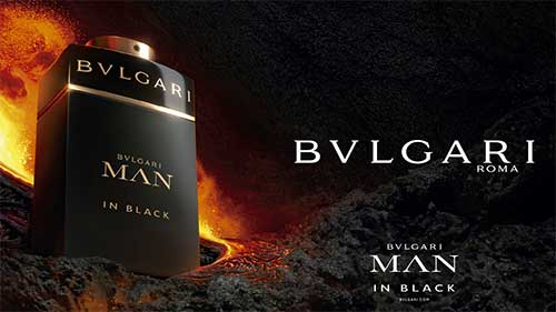Perfume Man In Black Bvlgari Eau de Parfum Masculino