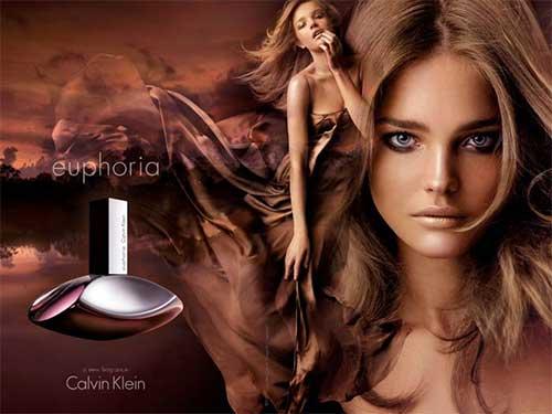 Perfume Euphoria Calvin Klein Feminino