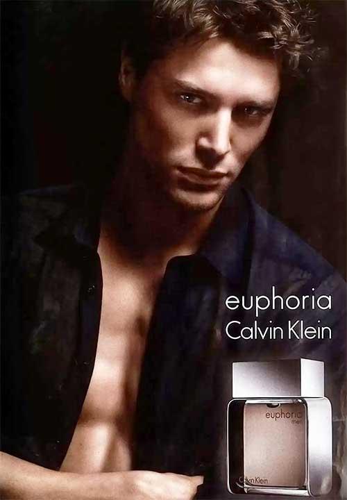 Perfume Euphoria Men Calvin Klein Eau de Toilette Masculino