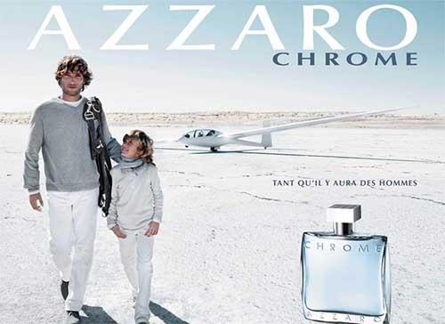 Perfume Chrome Azzaro Pour Homme