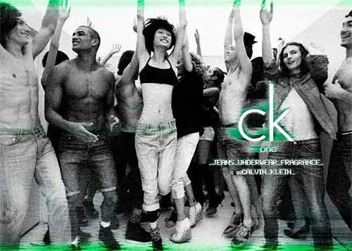 Perfume CK One Calvin Klein Eau de Toilette Unissex