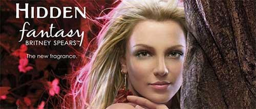 Perfume Hidden Fantasy Britney Spears