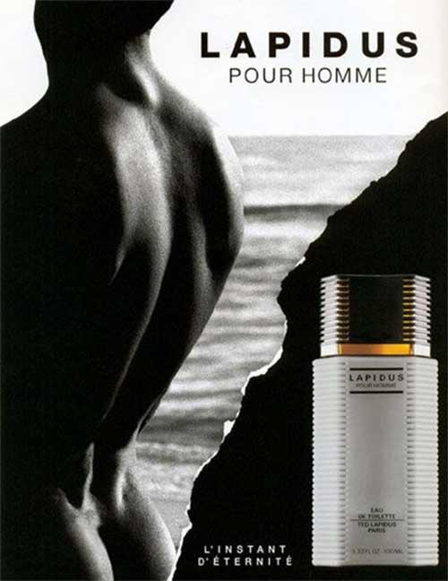 Perfume Lapidus Ted Lapidus Eau de Toilette Masculino