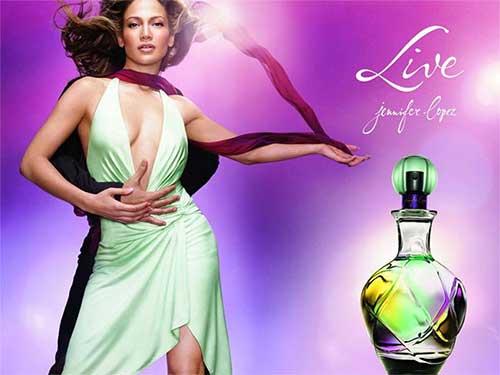 Perfume Live Jennifer Lopez Eau de Parfum Feminino