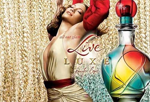 Perfume Live Luxe Jennifer Lopez Eau de Parfum Feminino