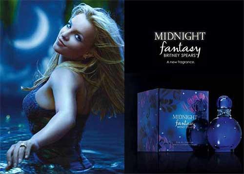 Perfume Midnight Fantasy Britney Spears Eau de Parfum Feminino