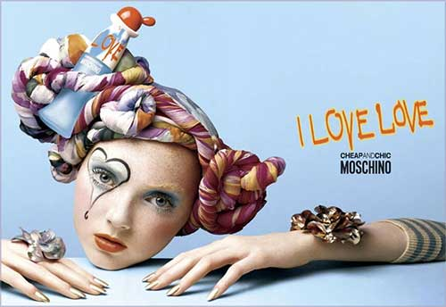 Perfume I Love Love Moschino Eau de Toilette Feminino