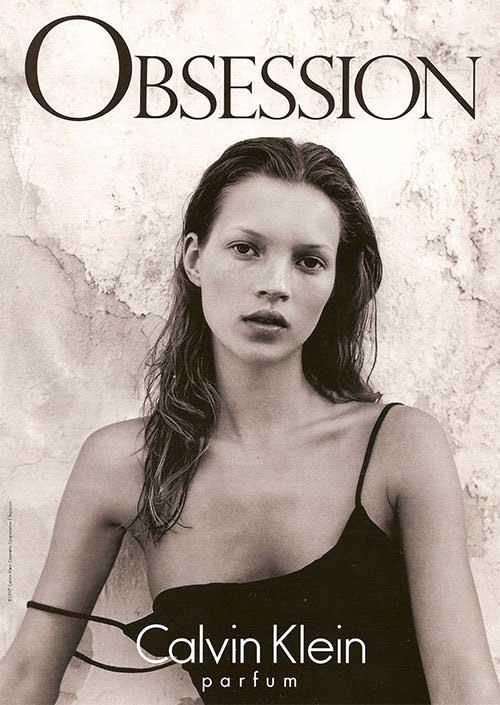 Perfume Obsession Calvin Klein Eau de Parfum Feminino