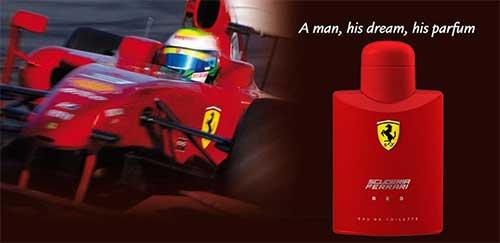 Perfume Ferrari Red Eau de Toilette Masculino
