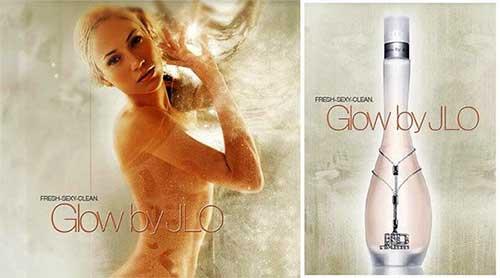 Perfume Glow Jennifer Lopez Eau de Toilette Feminino