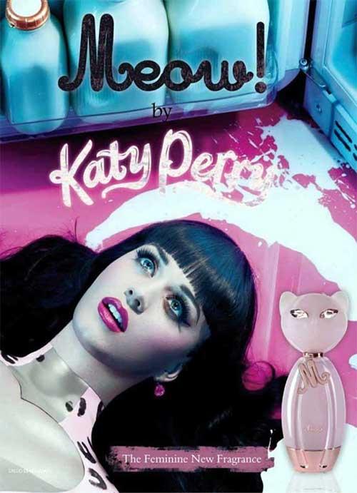 Perfume Meow Katy Perry Eau de Parfum Feminino