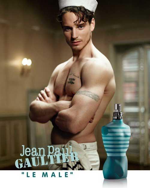 Perfume Le Male Jean Paul Gaultier Eau de Toilette Masculino