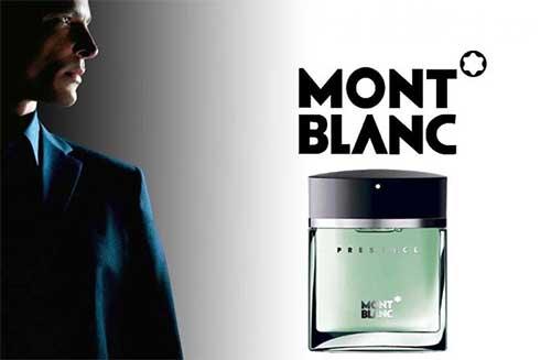 Perfume Presence Montblanc Eau de Toilette Masculino