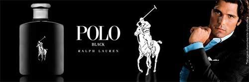 Perfume Polo Black Ralph Lauren Eau de Toilette Masculino