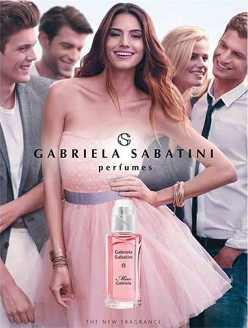 Perfume Gabriela Sabatini Miss Gabriela Eau de Toilette Feminino