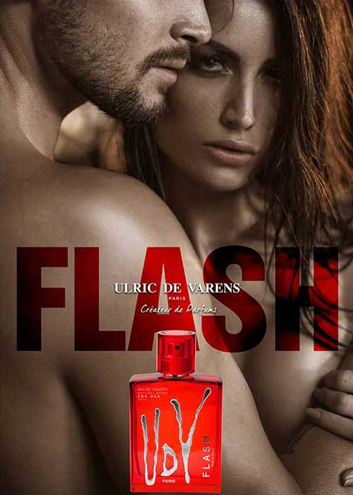 Perfume UDV Flash