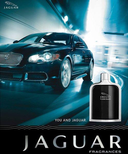 Perfume Classic Black de Jaguar
