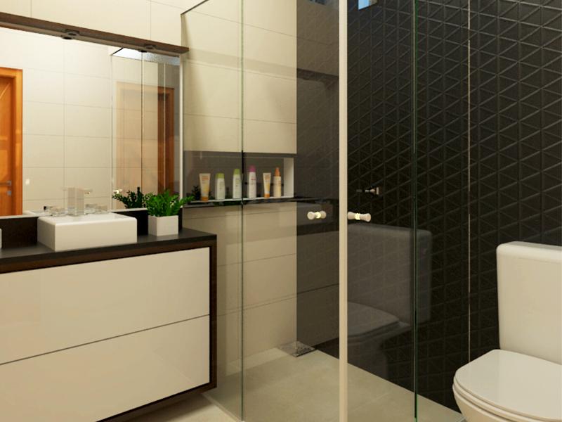 Banheiro Black