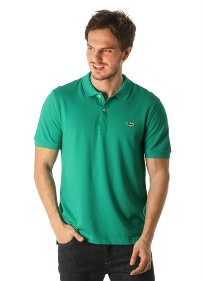 Camisa Lacoste Polo Masculino