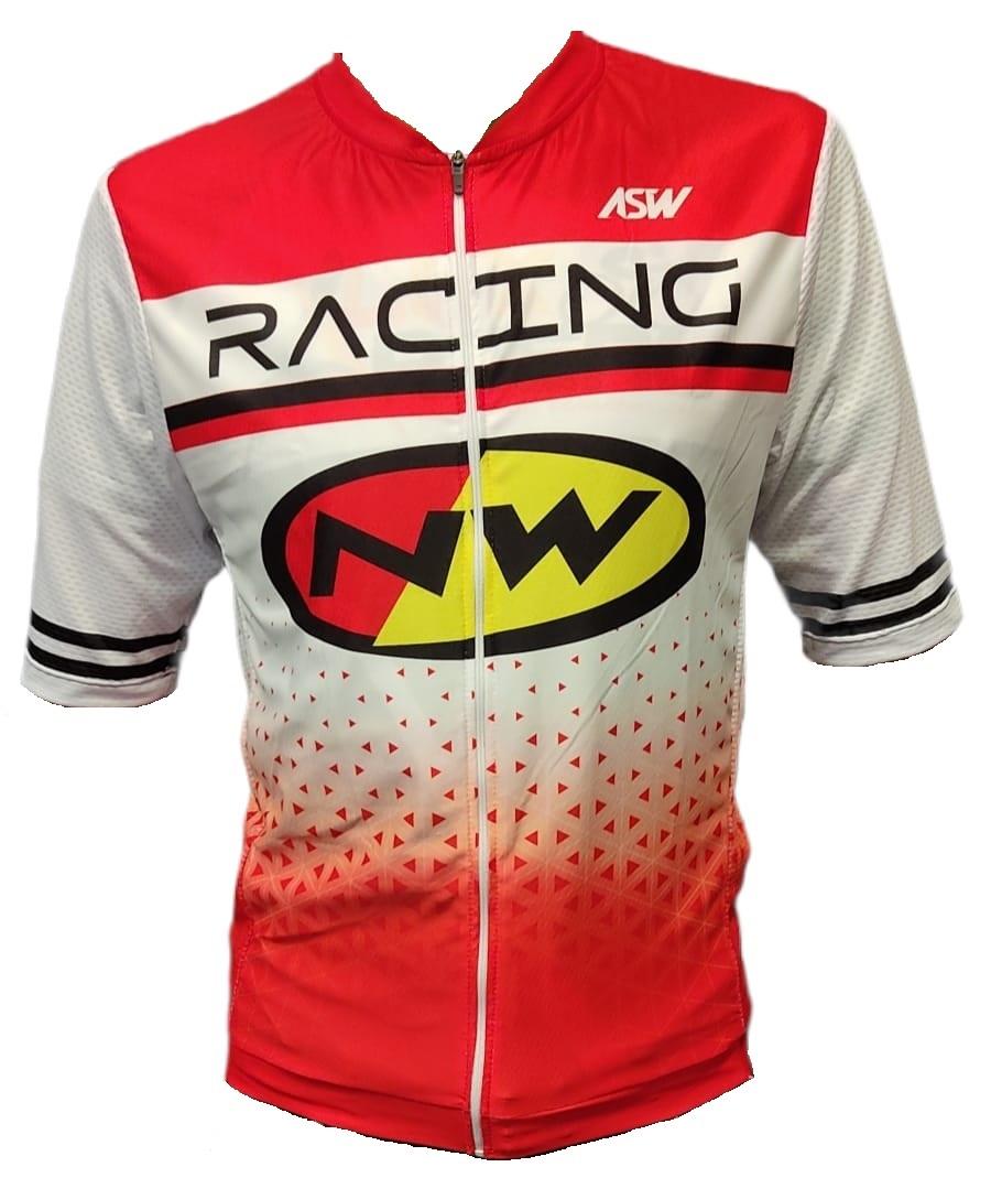 Camisa-ASW-Racing-branca-vermelha-datarosports