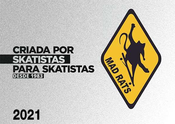Mad Rats Catalogo 2021