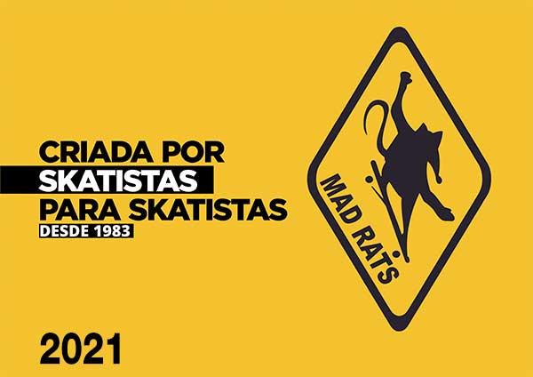 Mad Rats Catalogo Vestuario 2021