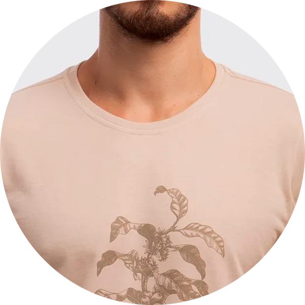 Camisa coffee