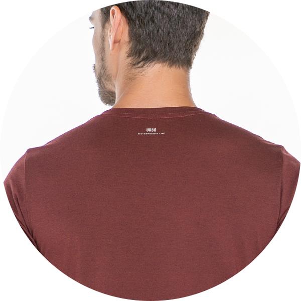 Camiseta com secagem rápida
