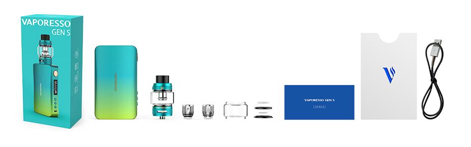 Vape Gen S 220W Starter Kit - Vaporesso