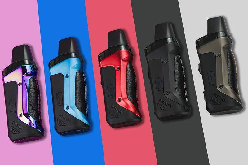 Vape Aegis Boost 1500mAh Starter Kit - Geek Vape (Cigarro Eletrônico)