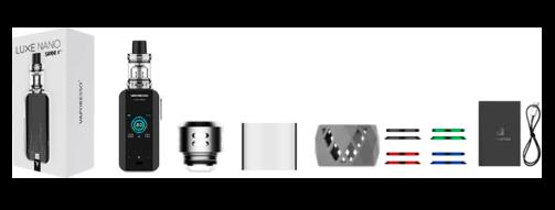 Vaporizador Vaporesso Luxe Nano SkRR Starter Kit