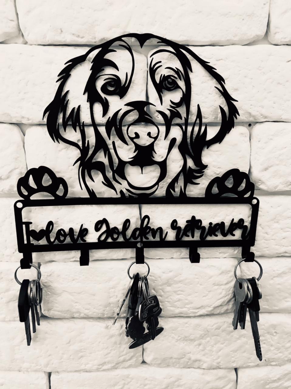 Porta coleira de cachorro
