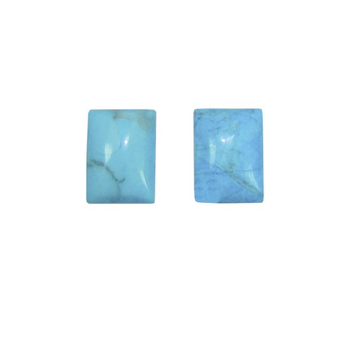 pedra retangular para anel
