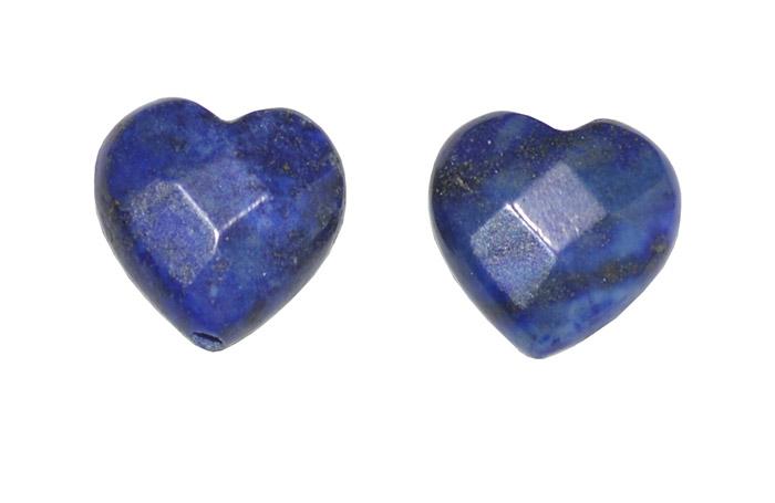 coração de lápis lazuli