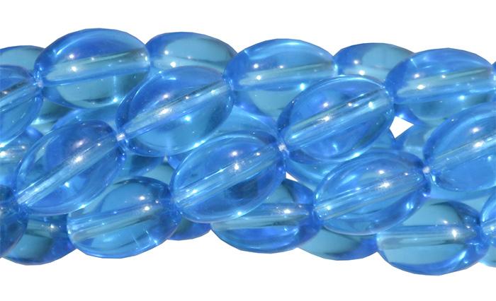 Fio de murano azul