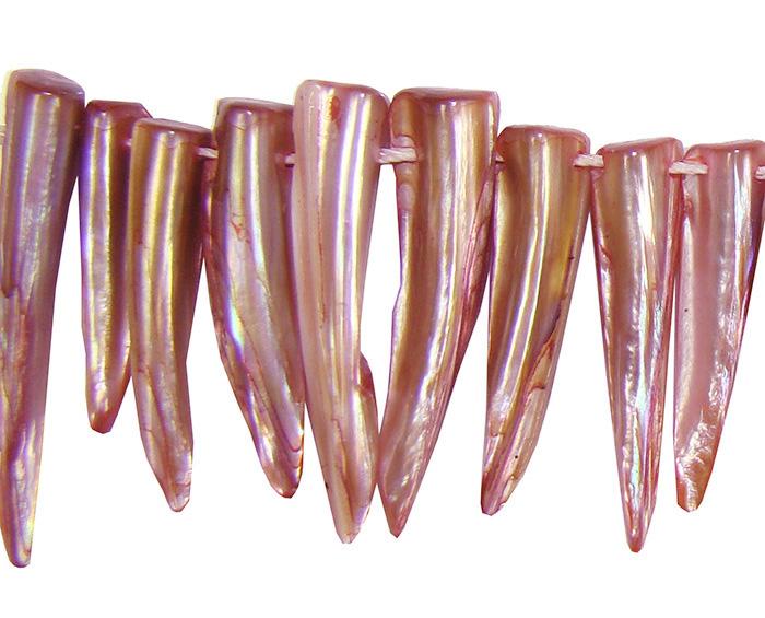 madrepérola dente rosa