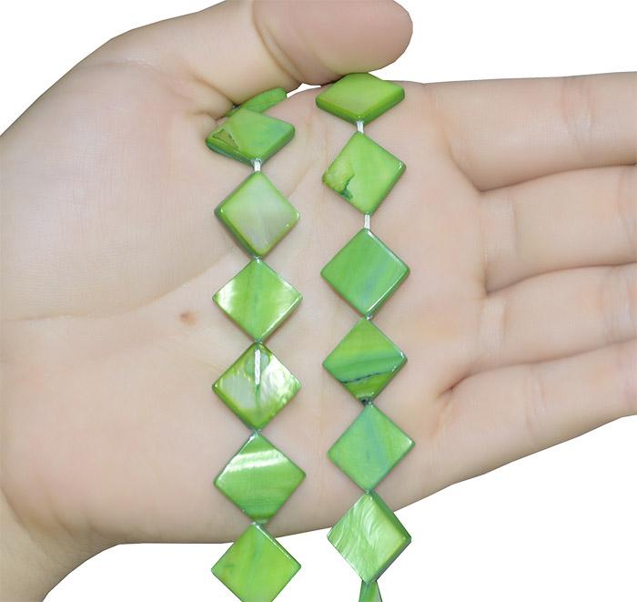 triangulo de madrepérola