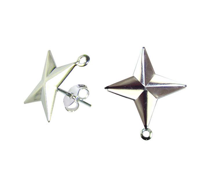 Base de brinco estrela