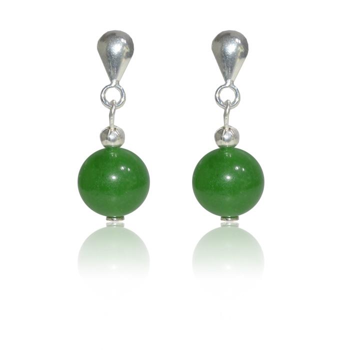 brinco-de-jade-verde-esfera