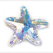 estrela cristal swarovski