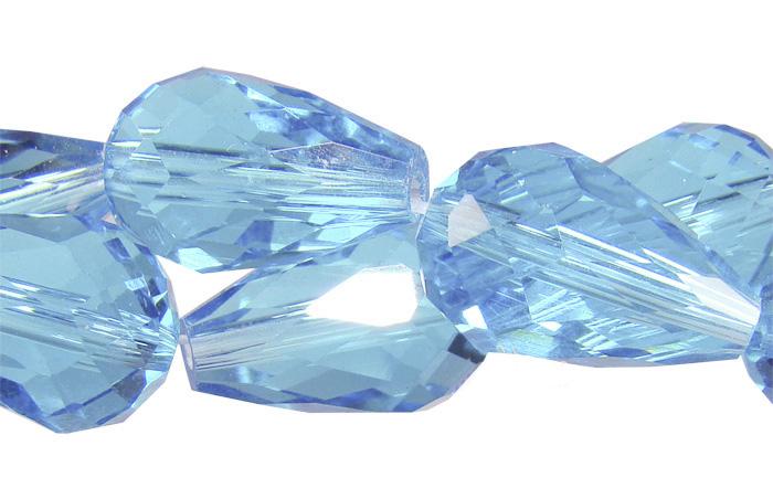 gotas de cristal artificial