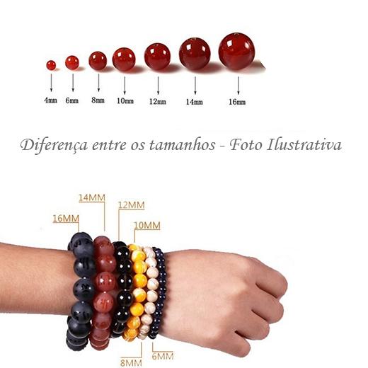 tamanho de pulseiras artstones