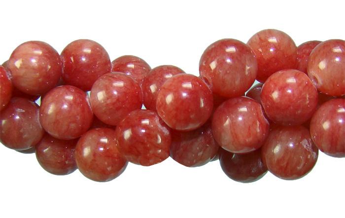 jade vermelho 8mm