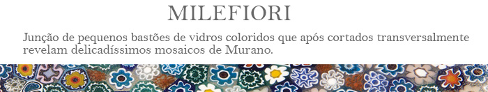 Murano Milefiori