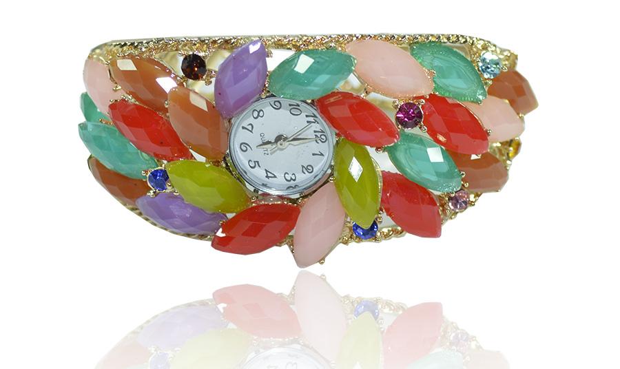 Relogio bracelete feminino