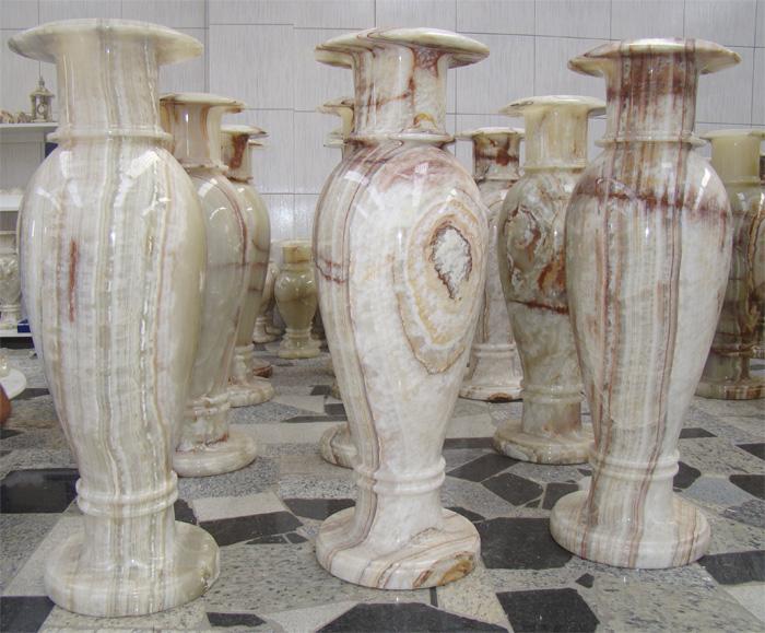 Vaso de Onix Natural