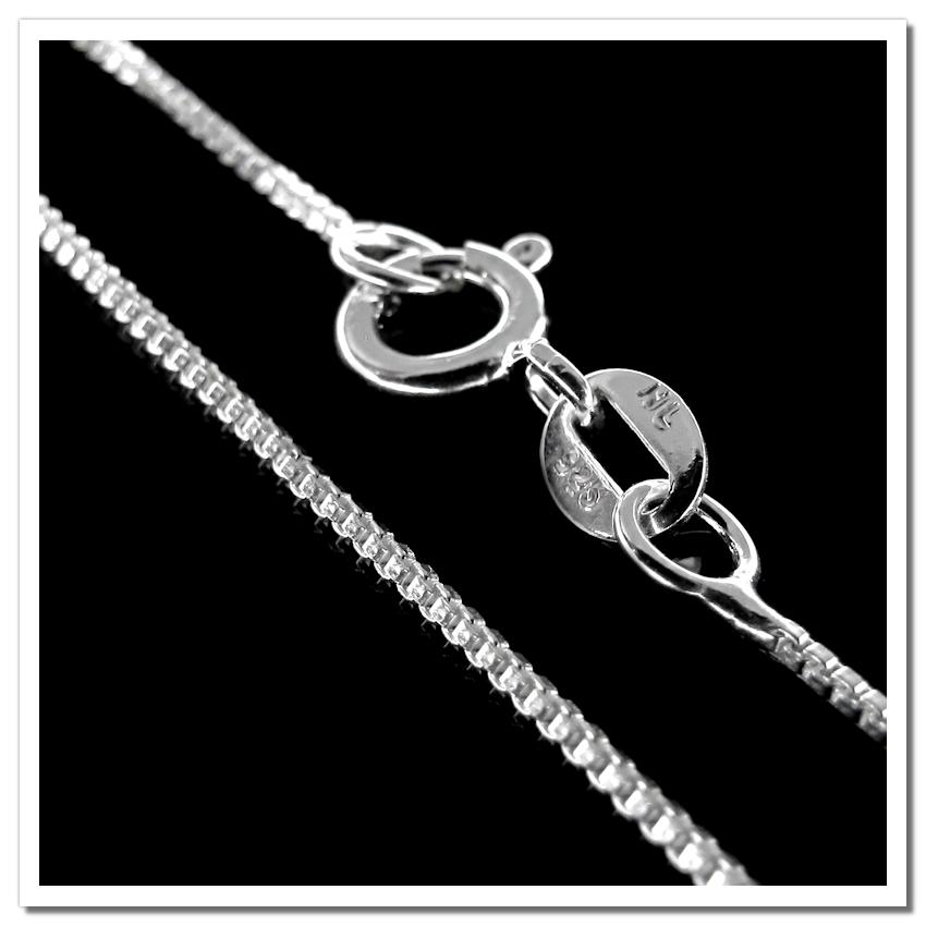 Corrente veneziana em prata