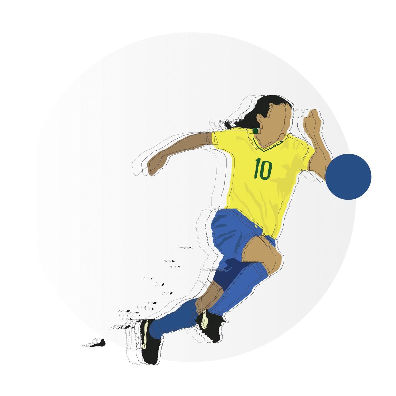 A Rainha do Futebol!