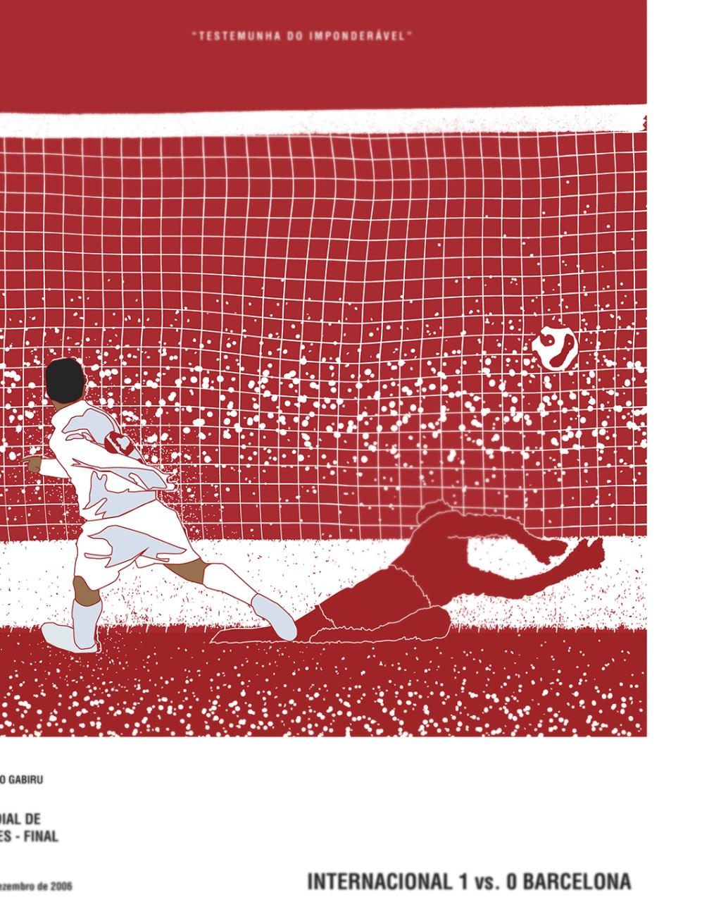 """Adriano Gabiru Mundial 2006 - """" Testemunha do Imponderável """""""